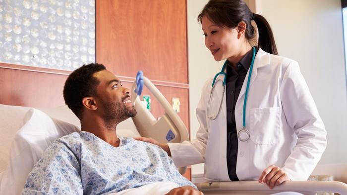 Pasien kanker tetap memerlukan tubuh yang prima untuk pemulihan. (Foto: Thinkstock)