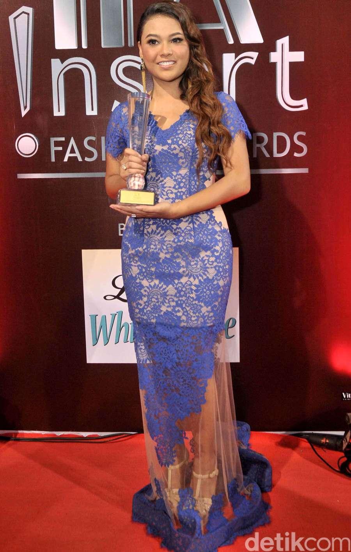 Aurel Selebriti Remaja Wanita Terfavorit Nsert Fashion