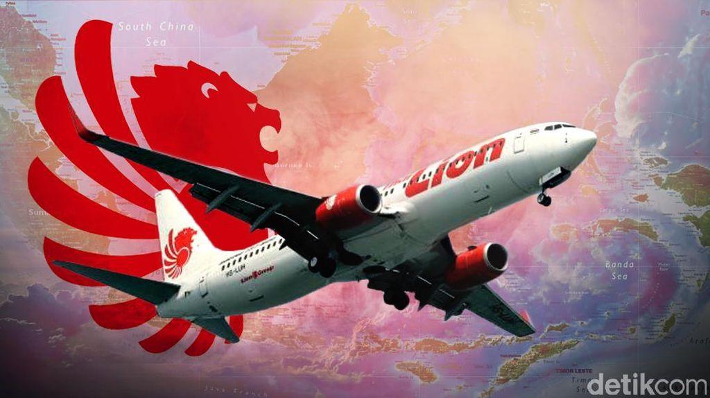 Cuaca Buruk, Lion Air Surabaya-Samarinda Mendarat di Balikpapan