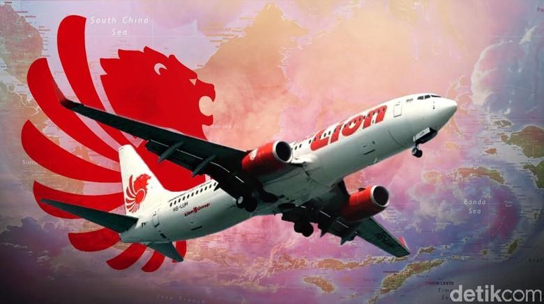 Lion Air: Capt Pribadi Alisudarso Bukan Pilot Saat Neno Pakai Mik