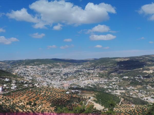 Amman adalah ibu kota dari negara Yordania di Timur Tengah. (dok. detikcom)