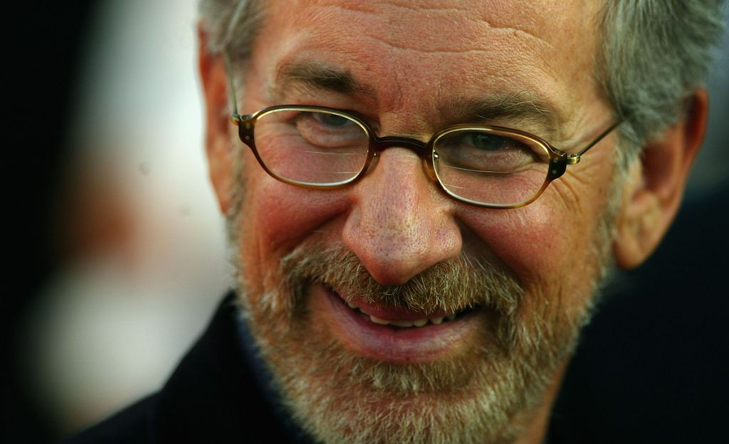 DEAUVILLE, FRANCE -  SEPTEMBER 4:  Director Stephen Spielberg attends the