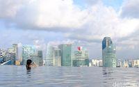 Marina Bay Sands, Hotel Mewah yang Dikunjungi Kim Jong Un