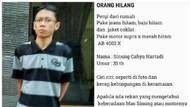 Penderita Schizophrenia yang Hilang dari Rumahnya di Yogya Ditemukan di Jakarta