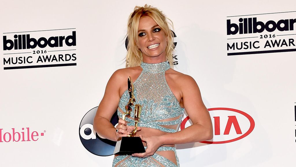 Terungkap Kiat Britney Spears Menjaga Bentuk Tubuhnya yang Seksi