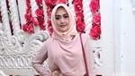 Jilbab Bunga-bunga Eddies Adelia