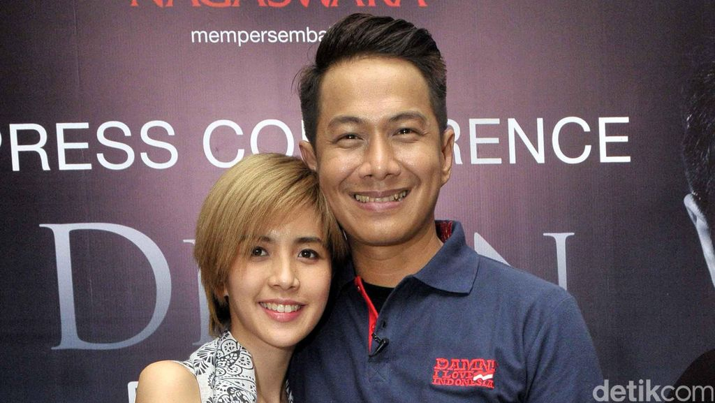 7 Tahun Menikah dan Pisah Rumah, Yeslin Wang Gugat Cerai Delon!