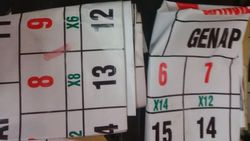 Main Judi di Tengah Wabah Corona, 5 Warga Dompu NTB Diciduk Polisi
