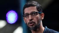 Sundar Pichai, CEO Google dan Alphabet Dulu Hidupnya Susah