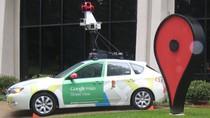 13 Momen Aneh yang Tertangkap Google Street View
