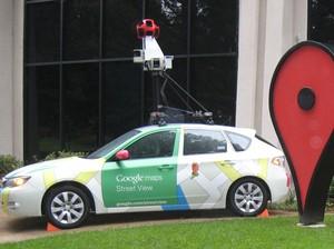 Tak Disangka, Google Pakai Motor Antik Ambil Foto Jalanan