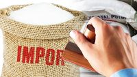 Menteri Jokowi Bungkam dan Saling Lempar Soal Impor Gula