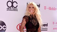 Britney Spears. David Becker/Getty Images/detikFoto.