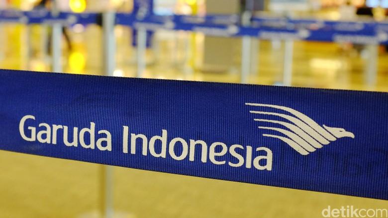 Foto: Ilustrasi Garuda Indonesia (Ari Saputra/detikTravel)