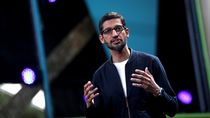 Orang India Jadi Bos Google dan Microsoft Bikin Iri China
