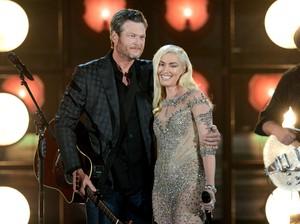 Kata Gwen Stefani Soal Kabar Pertunangan dengan Blake Shelton