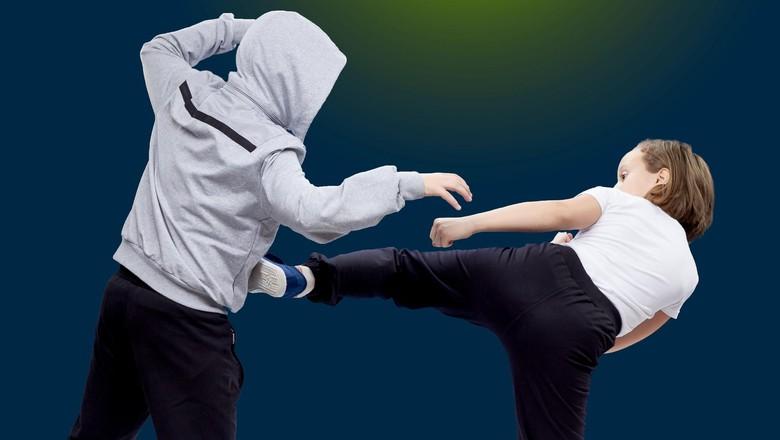 Manfaat Latihan Bela Diri untuk si Kecil/ Foto: Thinkstock