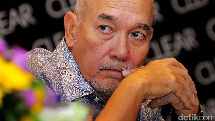 Peter Gontha (Foto: Rachman Haryanto)