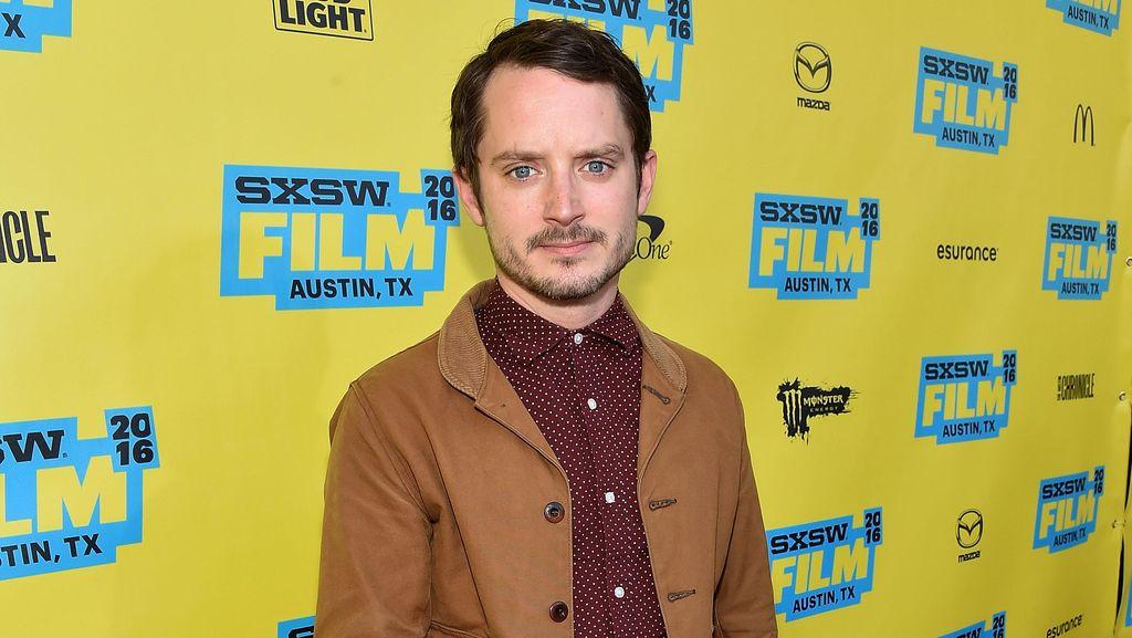 Putra Penulis JRR Tolkien Meninggal, Elijah Wood Berduka