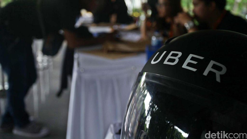Fakta Unik Uber Saat Malam Tahun Baru