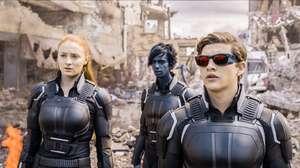 Jennifer Lawrence Curi Perhatian di Screening X-Men Apocalypse