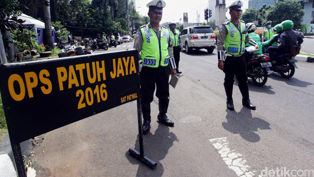 Polda Metro Gelar Operasi Patuh Jaya Selama 14 Hari Mulai Kamis 29 Agustus