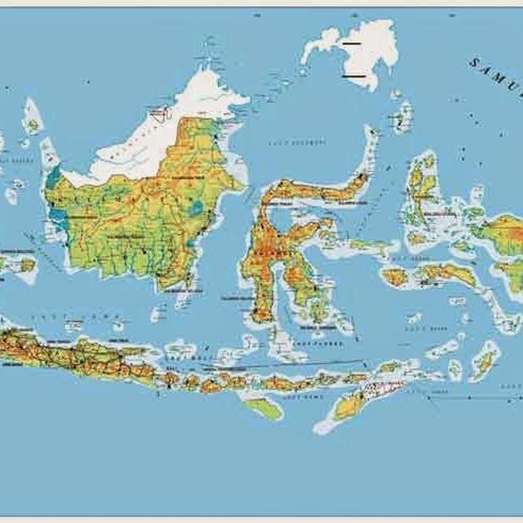 Pulau Tujuh Diperebutkan Pemprov Babel Vs Pemprov Kepri