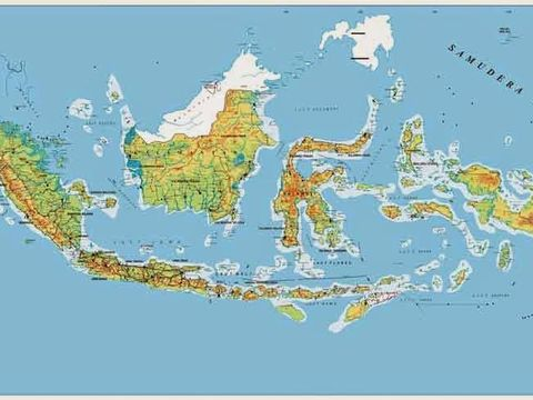 Jumlah Pulau Di Indonesia Ada Berapa Total Sebenarnya