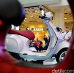 Vespa Semringah Motor Premium Kian Diminati di Indonesia
