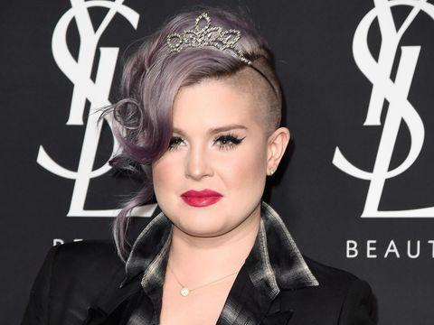 Cerita Kelly Osbourne yang Pernah Di-bully Gara-Gara Rambut Ungu
