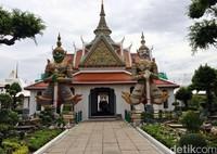 Peringkat kedua, ada Thailand dengan angka 92.37. Thailand menawarkan banyak wisata alam, budaya, sejarah, dan belanja (Mohamad Rizal/cetikcom)
