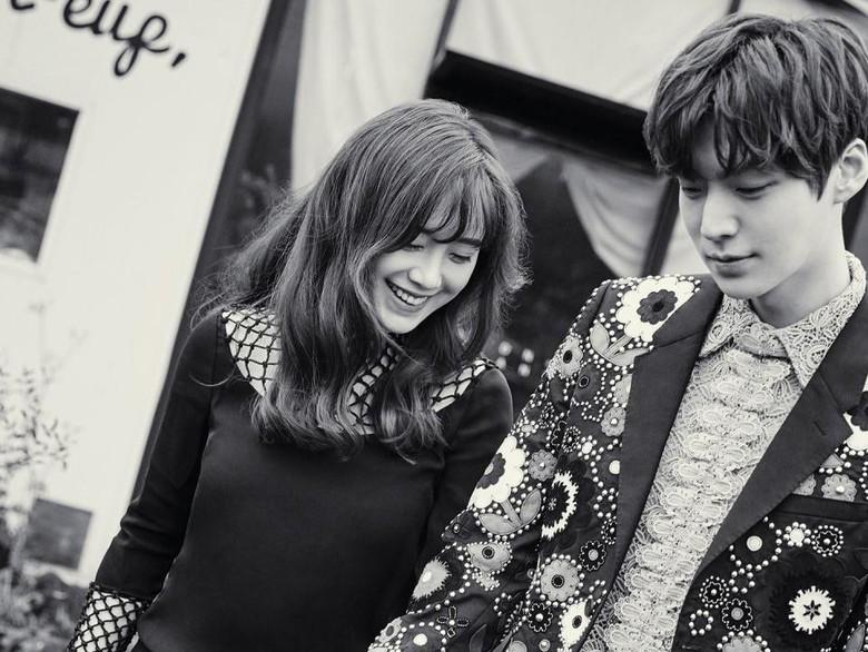 Foto: Marie Claire Korea.