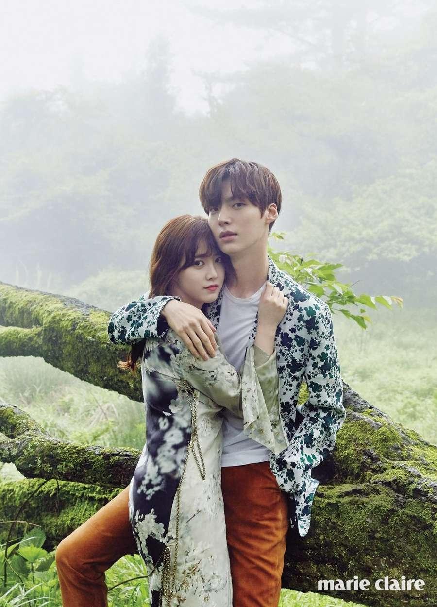 Selain Kim Woo Bin - Shin Min Ah, 2 Pasangan Aktor dan Aktris ini Pernah Satu Agensi