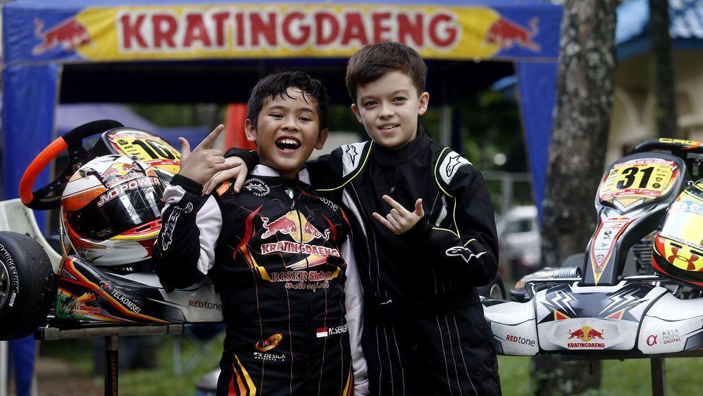 Jelang X30 Challenge, Tim Go-kart Indonesia Ini Pemanasan di AMC Seri Keempat