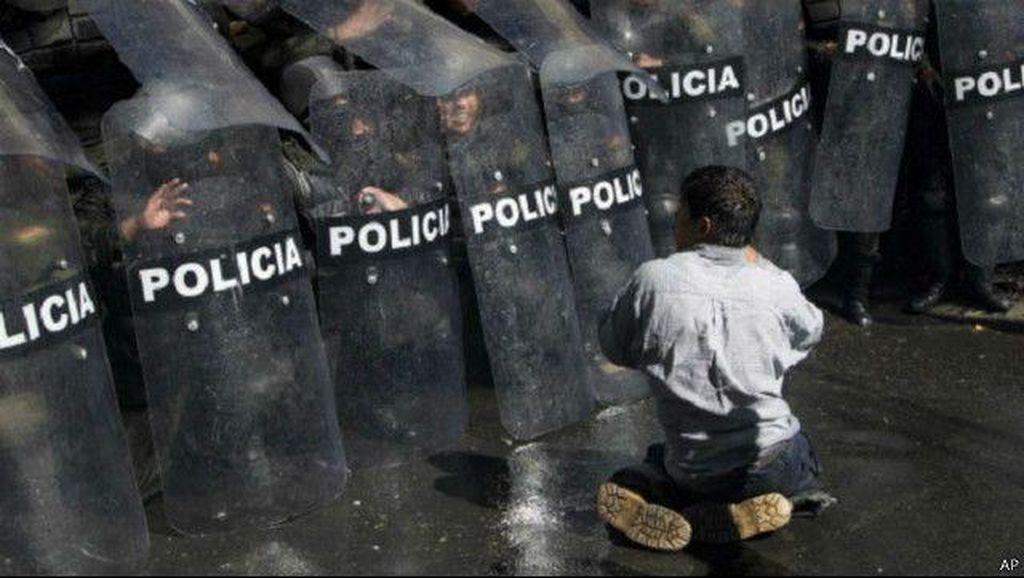 Kerusuhan Pecah di Bolivia, Petani Koka dan Aparat Bentrok