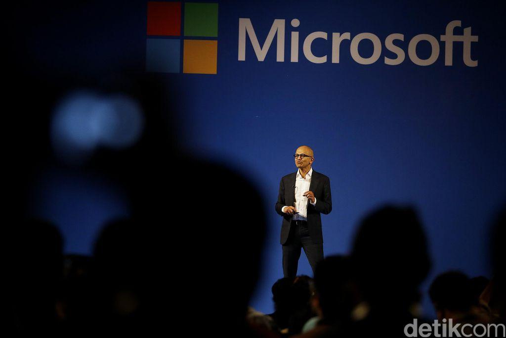 Kata Kata Mutiara CEO Microsoft Satya Nadella Di Jakarta