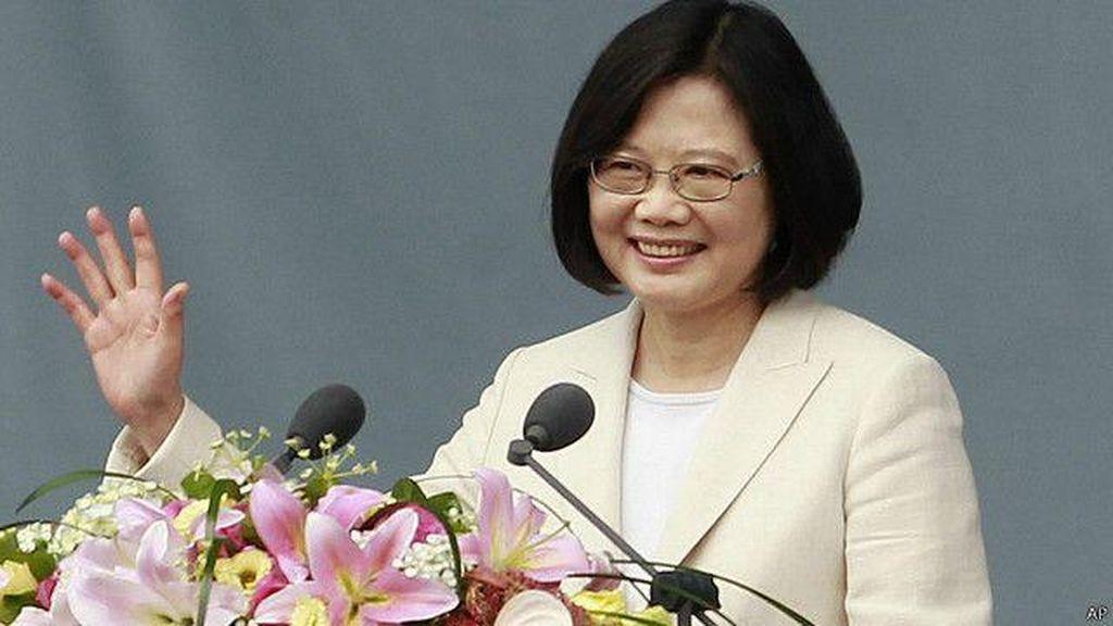Presiden Taiwan Anti-China Kembali Berkuasa, Langsung Temui Pejabat AS