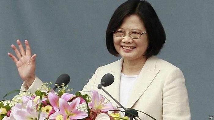 Presiden Taiwan Tsai Ing-wen disebut bergaya ekstremis