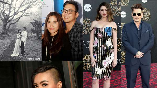 Hot Photo Highlight : David Noah dan Sheryl, Hingga Anne Hathaway