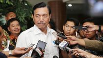 Jokowi Larang Mudik, Luhut: Tol Tak Ditutup tapi Dibatasi