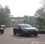 Honda: Mau Diberi Insentif pun Susah Dongkrak Penjualan Sedan