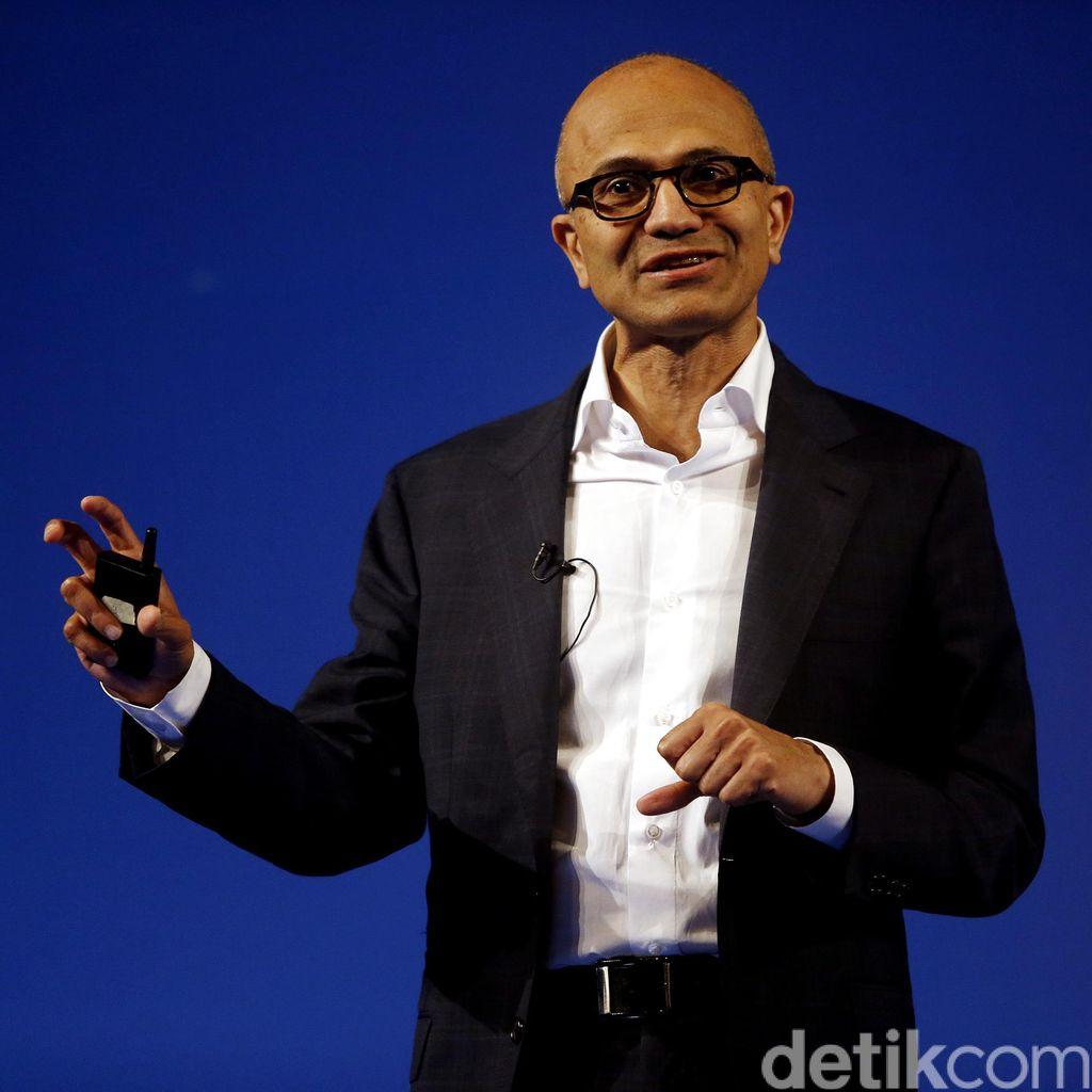 Kisah Inspiratif Bocah India Jadi CEO Raksasa Microsoft