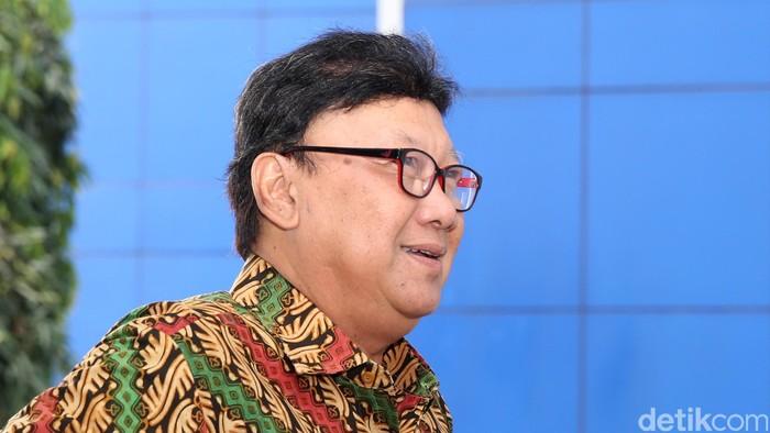 Tjahjo Kumolo (ari/detikcom)