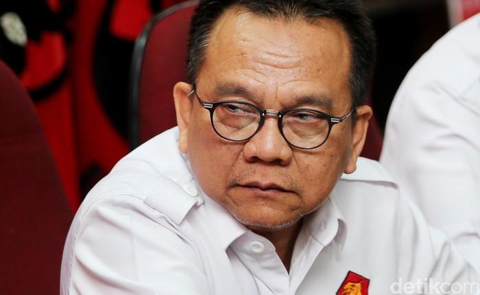 Ketua DPD Gerindra Jakarta Muhammad Taufik