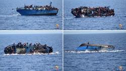 PBB: 15 Orang Ditemukan Tewas Akibat Kapal Migran Karam di Libya