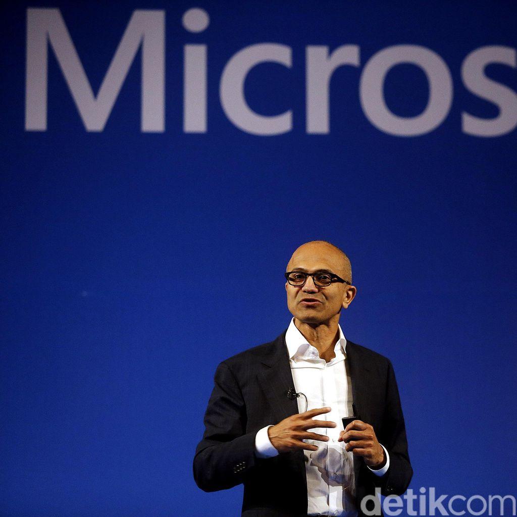 CEO Microsoft: Dunia Sudah Seperti Komputer Raksasa