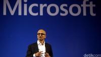 CEO Microsoft Satya Nadella Mau Sambangi Indonesia