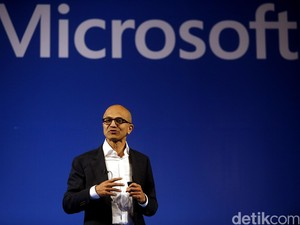 Buku Anyar Bos Microsoft Tuangkan Perjuangan Hidupnya
