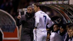 Cerita Mourinho dan Ronaldo Hampir Berkelahi di Real Madrid