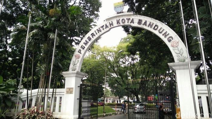 Balai Kota Bandung. (Foto: Avitia Nurmatari/detikcom)